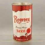 regency 122-6 flat top beer can 1